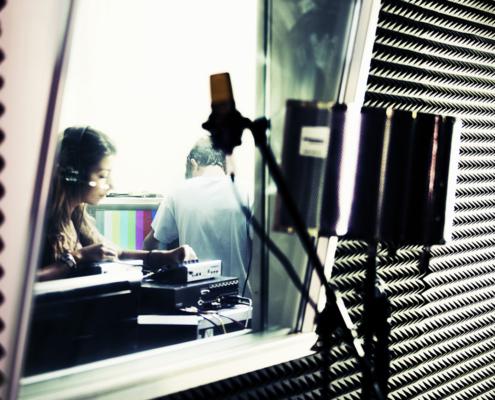 Corsi per tecnico del suono al Marche Music College