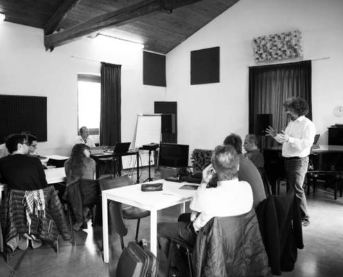 Il corso per compositori di colonne sonore al Marche Music College