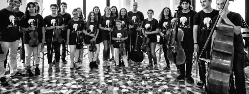 L'orchestra del Marche Music College alla maratona Bach