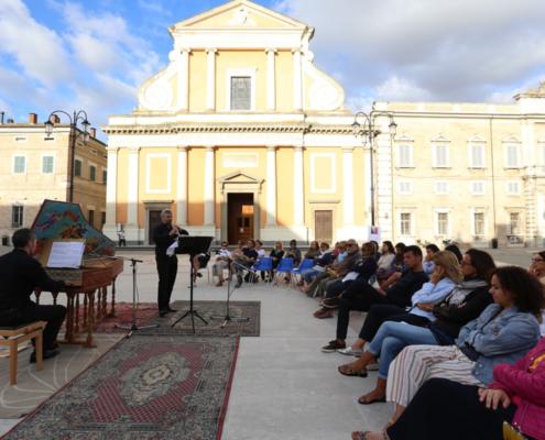 La maratona Bach, promossa dalla Scuola di Musica B.Padovano di Senigallia
