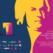 """La locandina della """"Maratona Bach 2019"""""""