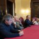 Michelangelo Guzzonato illustra il contenuto della convenzione tra Asur Marche e Fondazione Città di Senigallia