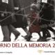 La locandina per il Giorno della Memoria 2020 a Senigallia