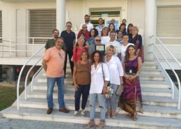 Il saluto della Fondazione Città di Senigallia a Danilo Lucertini per il suo pensionamento