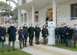 Inaugurato alla Fondazione Città di Senigallia il nuovo modulo di rsa per persone non autosufficienti