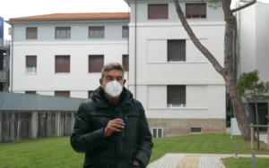 L'intervento del direttore del distretto sanitario di Senigallia Alessandro Marini